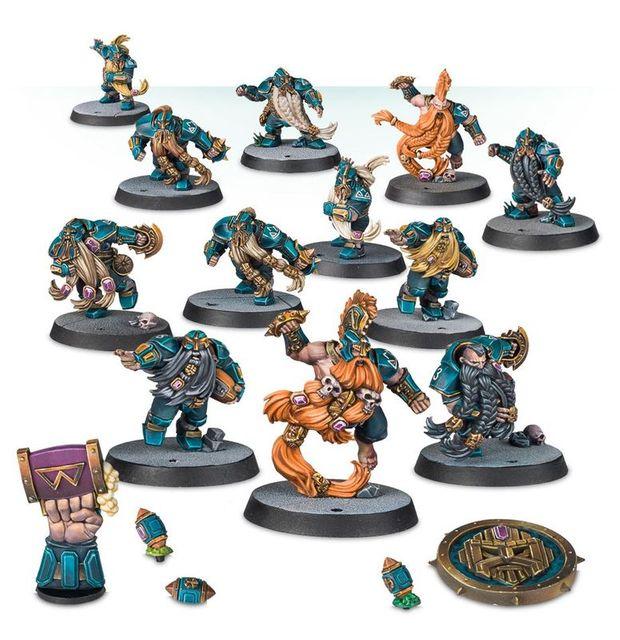 Blood Bowl The Dwarf Giants Warhammer