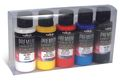 Premium Color 5 Color Set Vallejo 62101 Premium Basic Opaque Color 5x 60ml Airbrush Farbe
