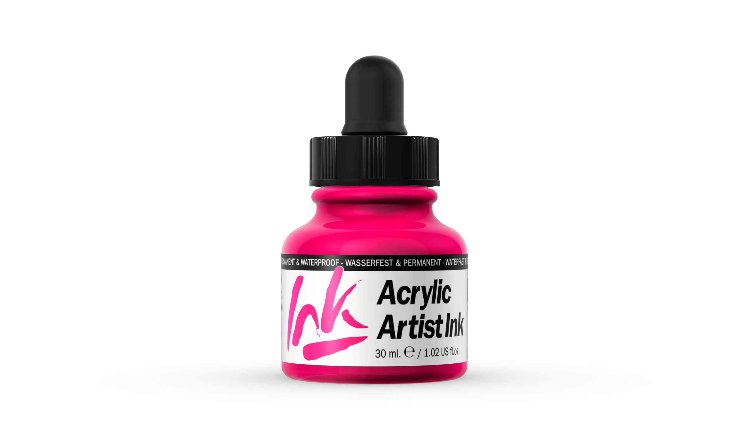 Acrylic Artist Inks Vallejo 60006 Process Magenta 30ml Airbrush Tinte