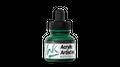 Acrylic Artist Inks Vallejo 60013 Dark Green 30ml Airbrush Tinte