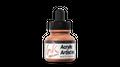 Acrylic Artist Inks Vallejo 60016 Raw Siena 30ml Airbrush Tinte
