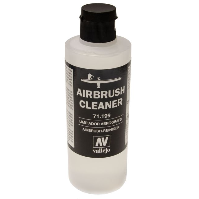 Airbrush Reiniger 200ml Vallejo 71.199 Cleaner