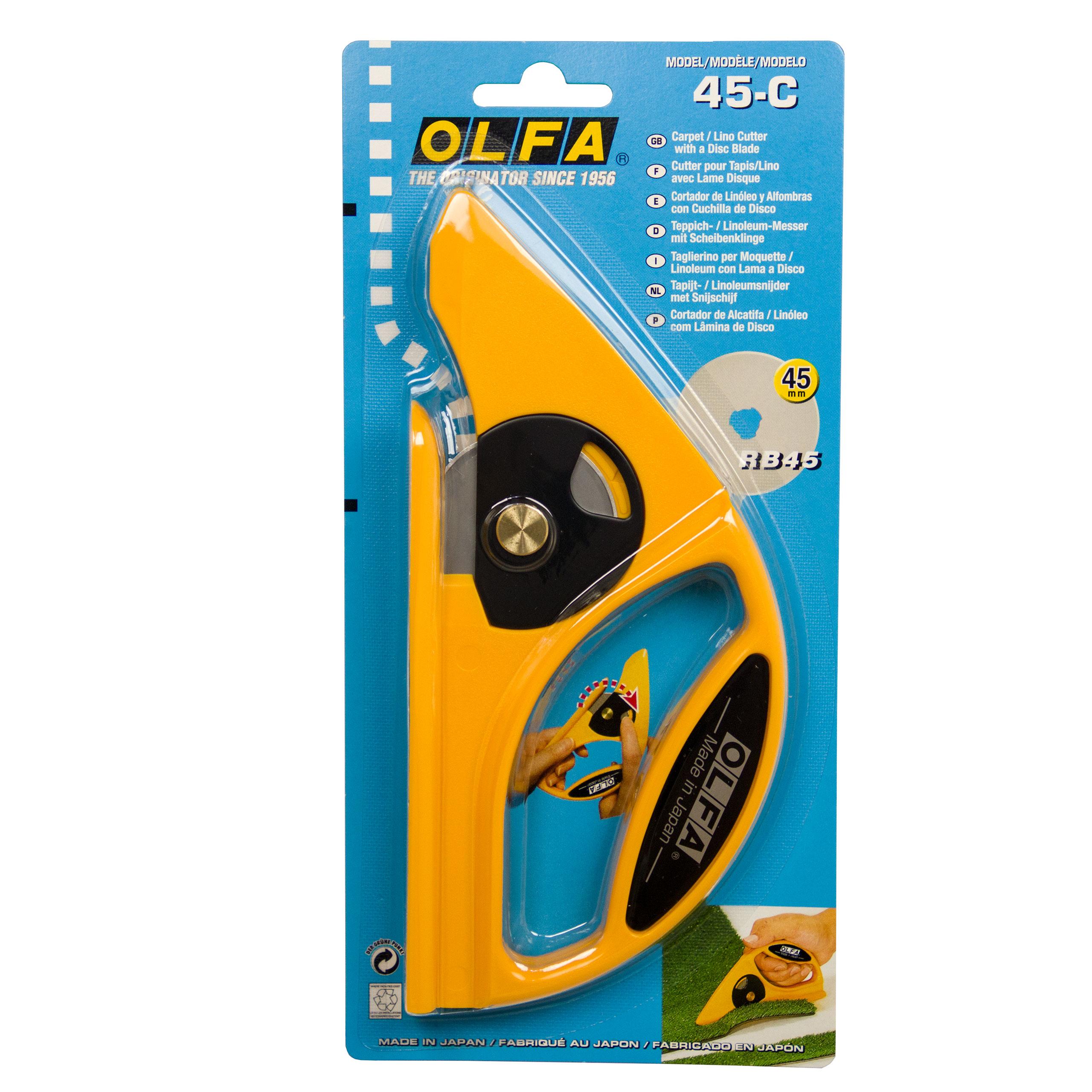 Olfa Rundklingen Cutter 45C