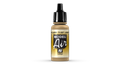 Hellbraun 027 Vallejo Model Air 17ml Airbrush Farbe