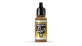 Goldbraun 032 Vallejo Model Air 17ml Airbrush Farbe