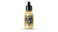 Feldbraun ( Metall ) 074 Vallejo Model Air 17ml Airbrush Farbe