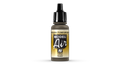 Olivbraun 043 Vallejo Model Air 17ml Airbrush Farbe