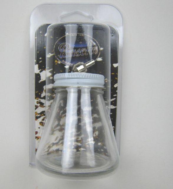 Paasche Farbenbecher / Glas ( H-3-OZ )