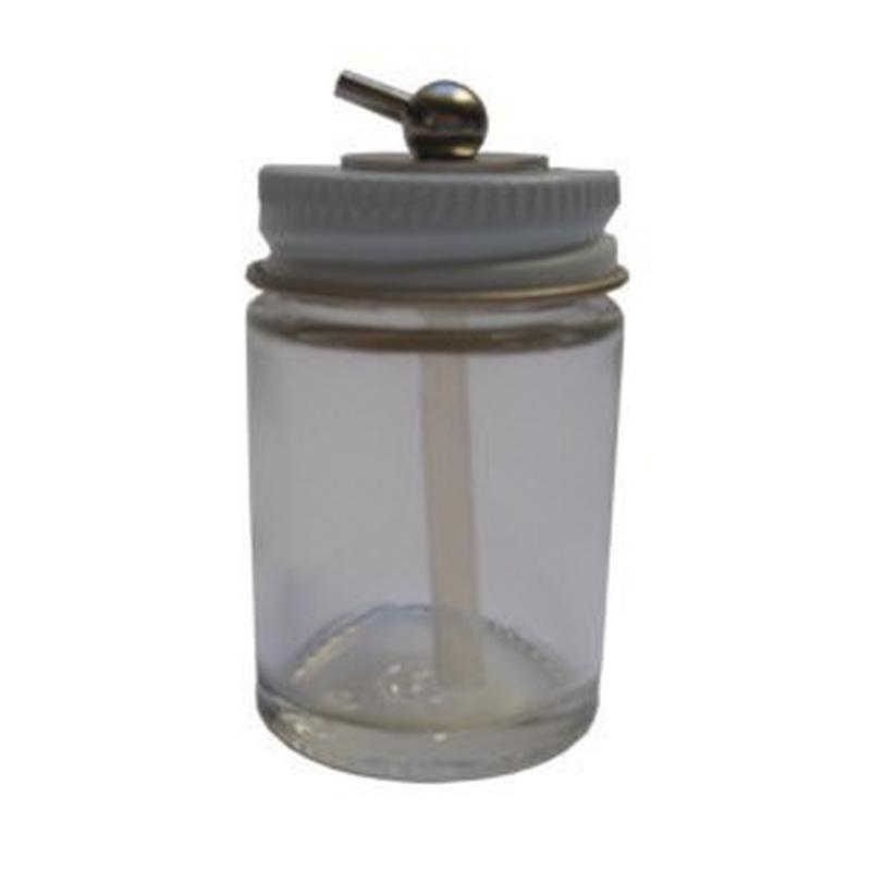 Paasche, Farbenbecher / Glas ( H-1/2-OZ )