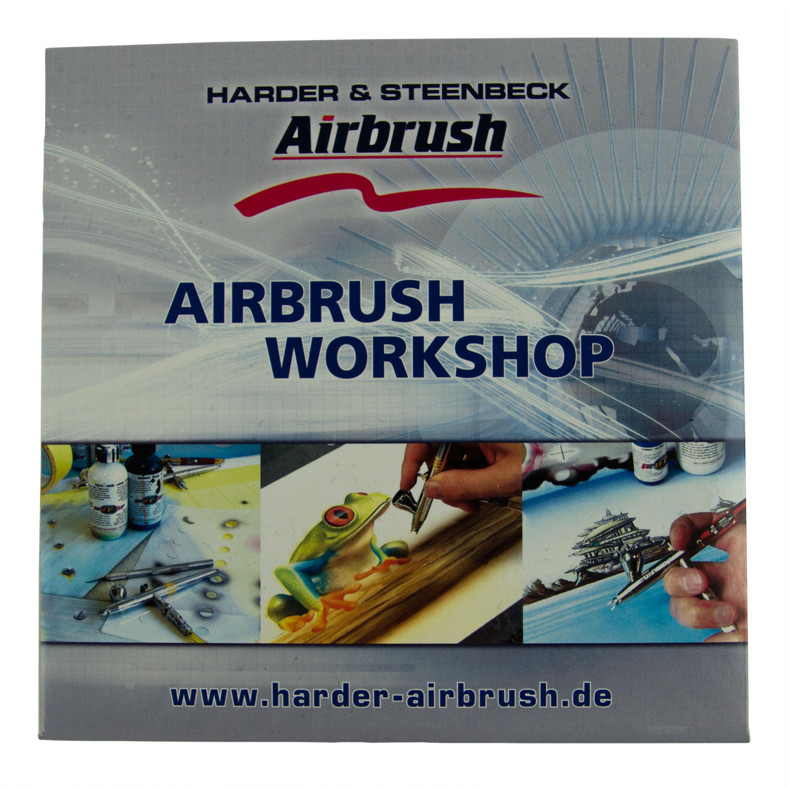 DVD Airbrush Workshop - Harder & Steenbeck