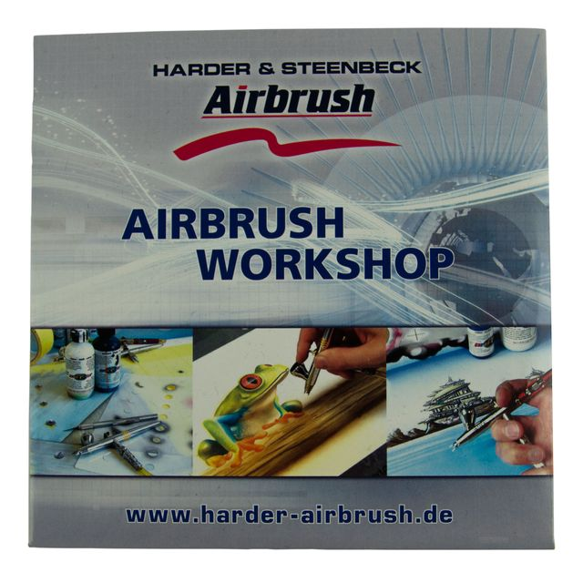DVD Airbrush Workshop - Harder & Steenbeck