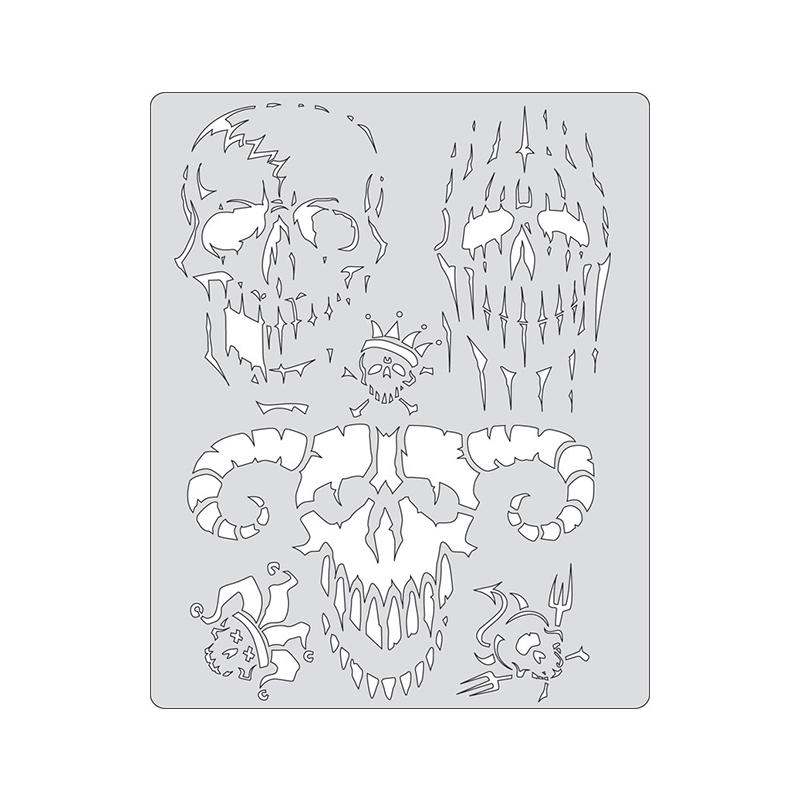 artool, Evil-Horde - Curse of Skull Master 200 365