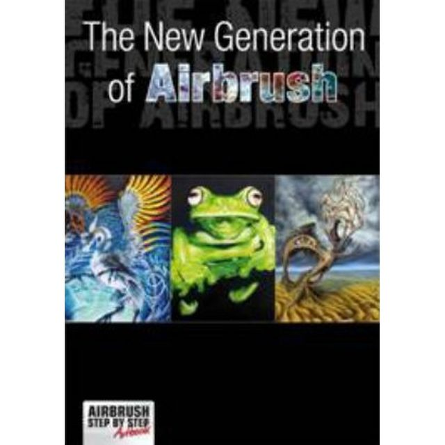 Buch The NEW GENERATION OF AIRBRUSH