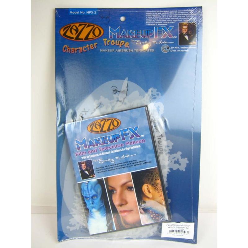 artool - Sold As Set - Character Troupe - Zazzo 200 456