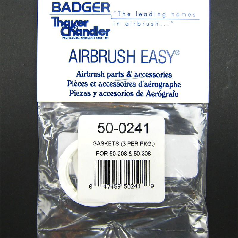 Badger - 3 Dichtungen / Gaskets 600 269