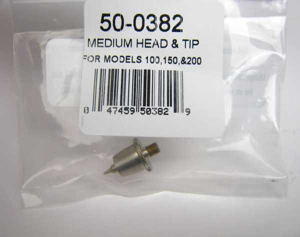 Badger Kopf mit Düse ( M ) Head with nozzle ( M ) 50-0382