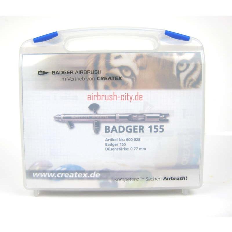 Badger, Modell 155 - Düsenstärke 0.77mm, 600 028