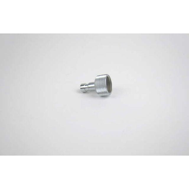 Hansa - Stecknippel NW2,7mm - G1/8  CHROM Nr. 204064
