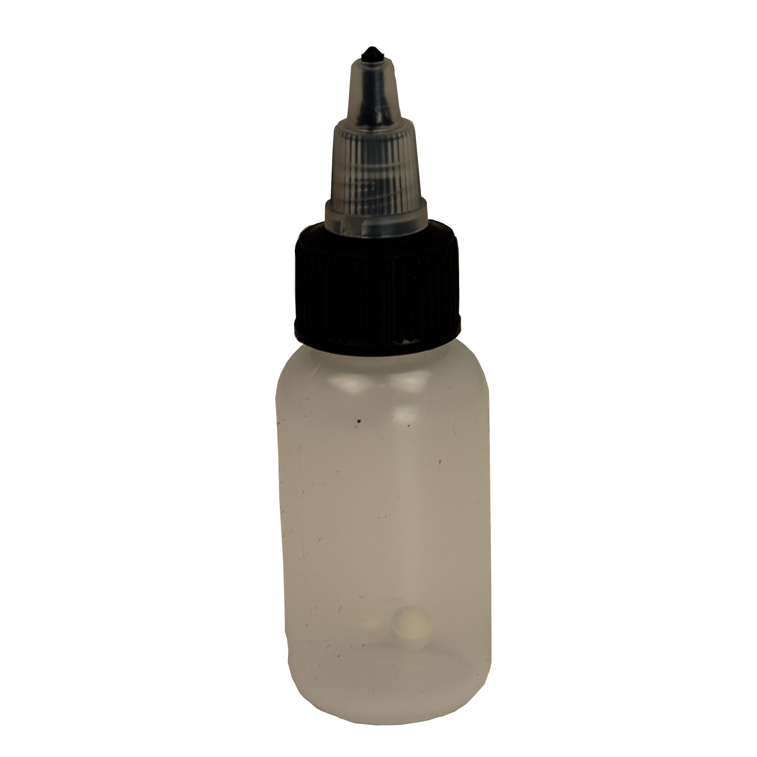 Flasche 30ml 166081 aus Kunststoff Hansa Leerflasche