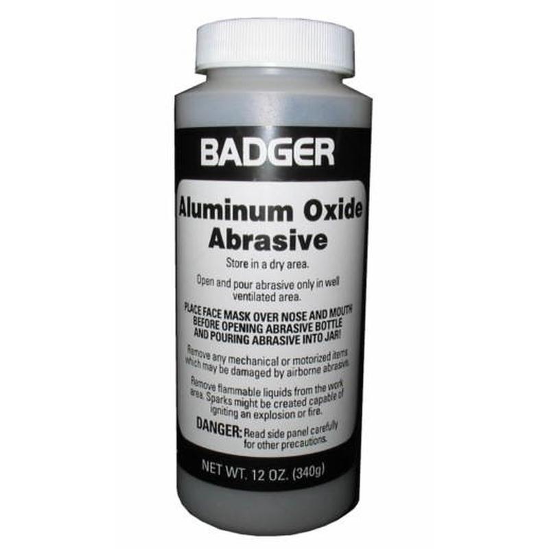 Badger Aluminiumoxyd-Pulver 160ml BA-50-260