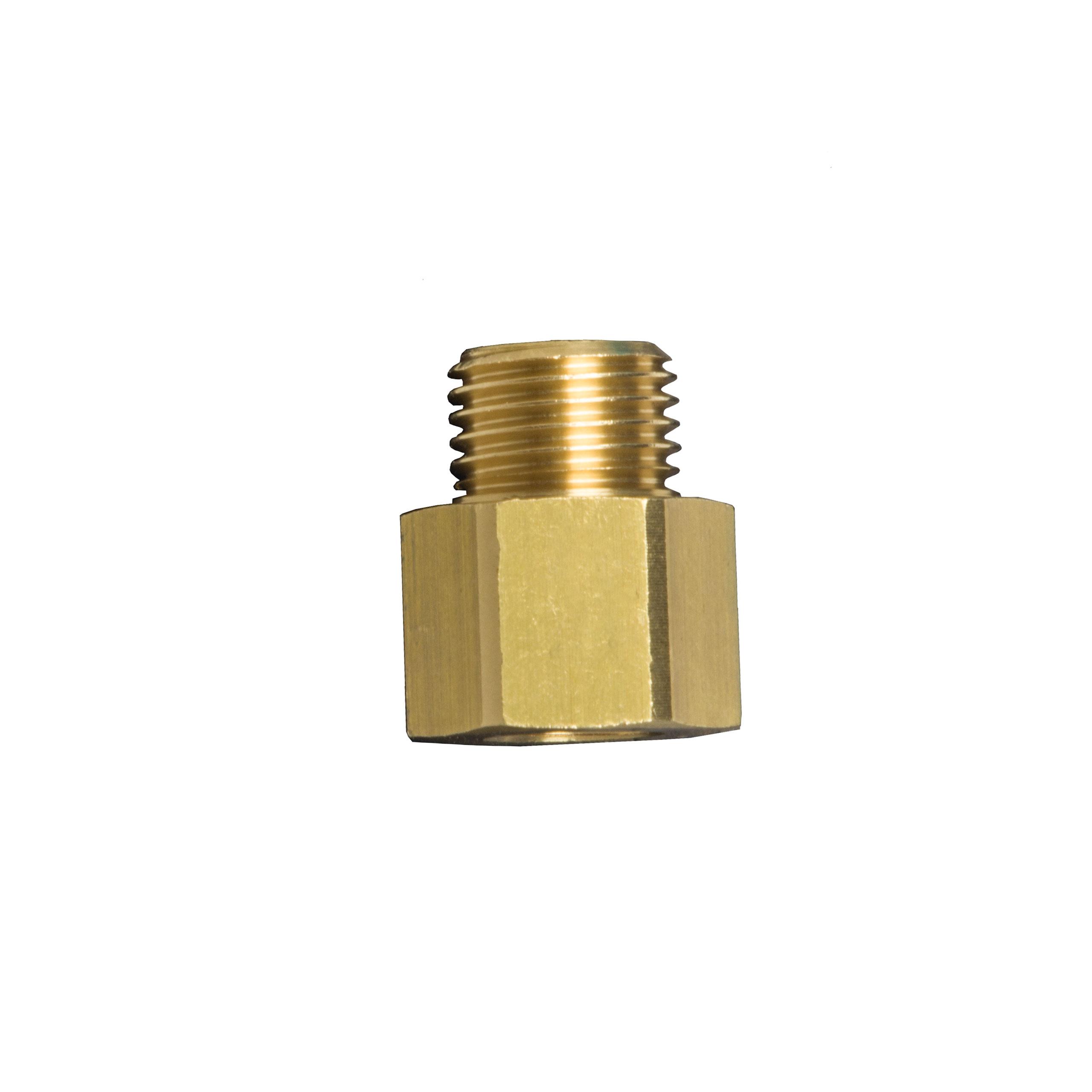 Adapter G1/8 Zoll Innengewinde / G1/4 Zoll Außengewinde