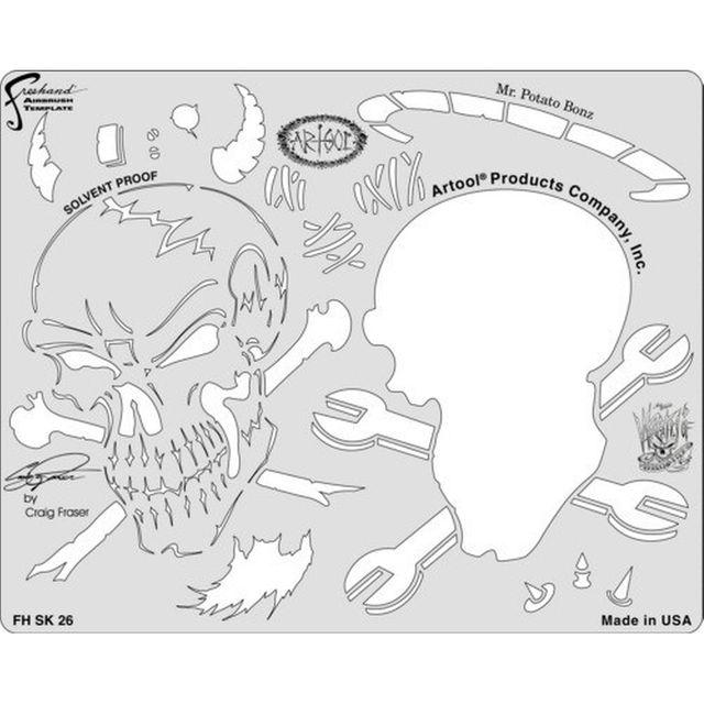 artool - Mr. Potato Bonz - Wrath of SkullMaster 200 432