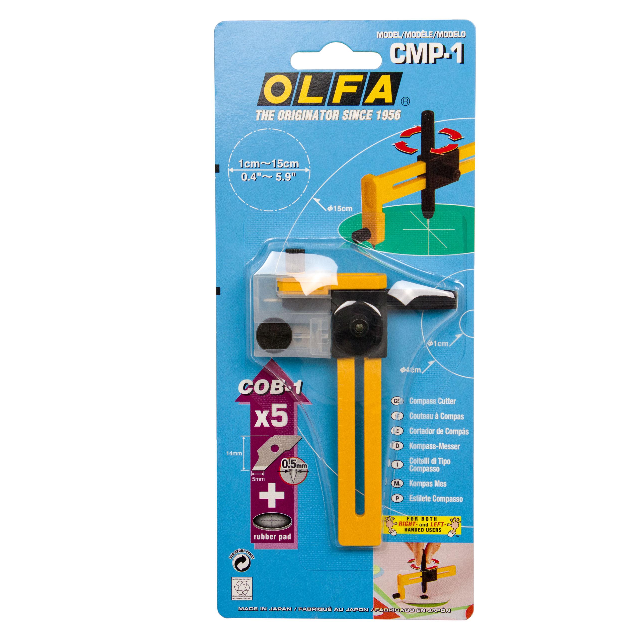 Kreisschneider Olfa CMP-1 Compass Cutter