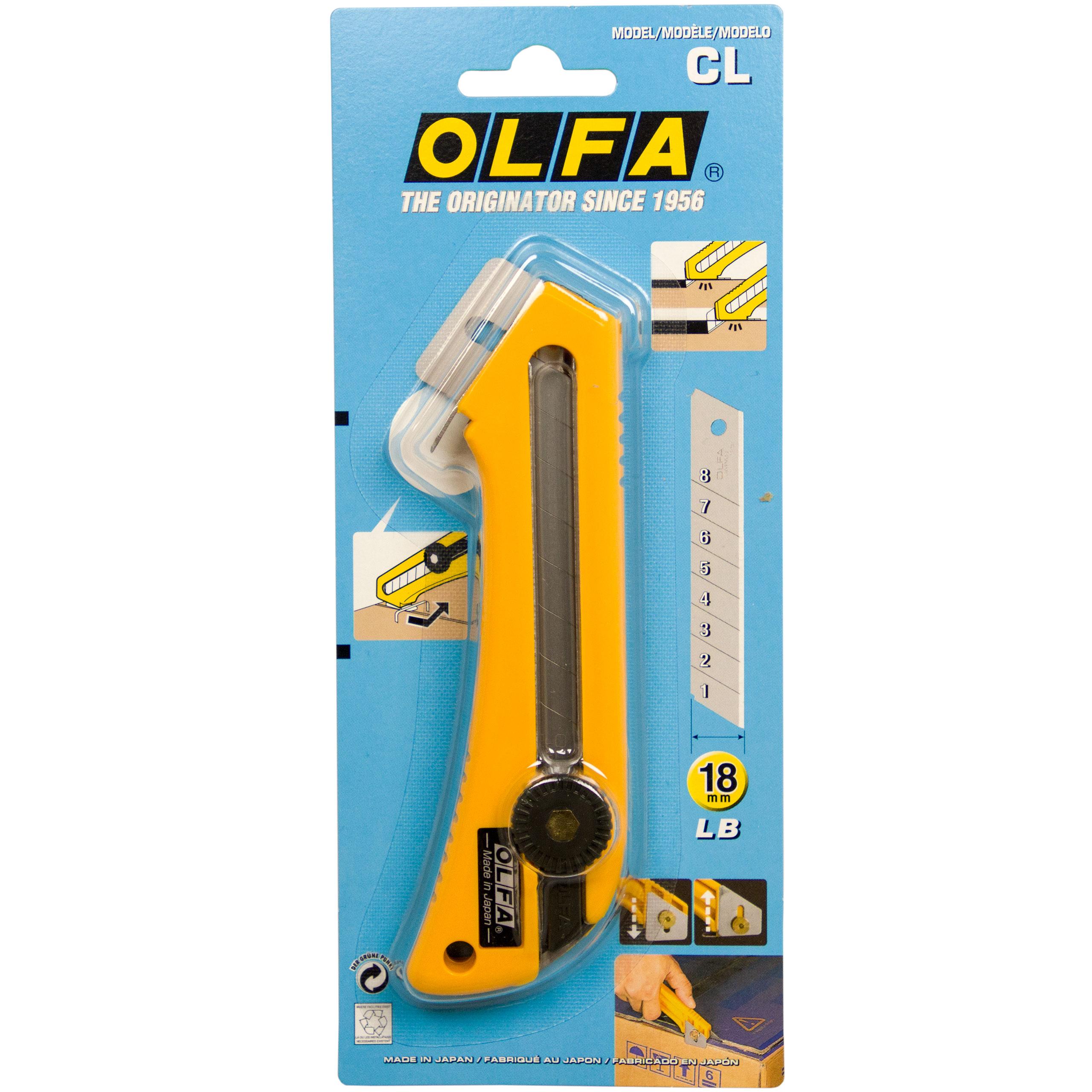 Olfa Cutter CL Schneidecutter mit integriertem