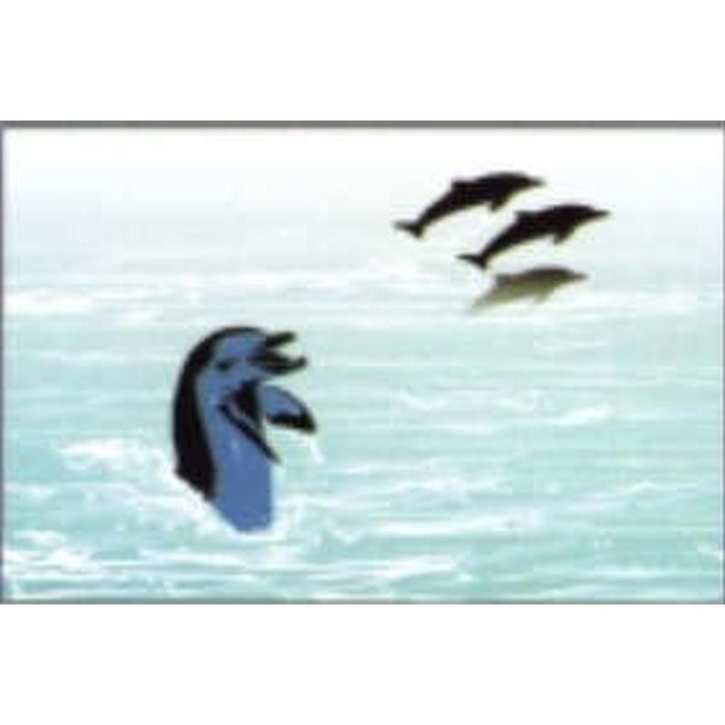 Schablone Spielende Delphine 262 591
