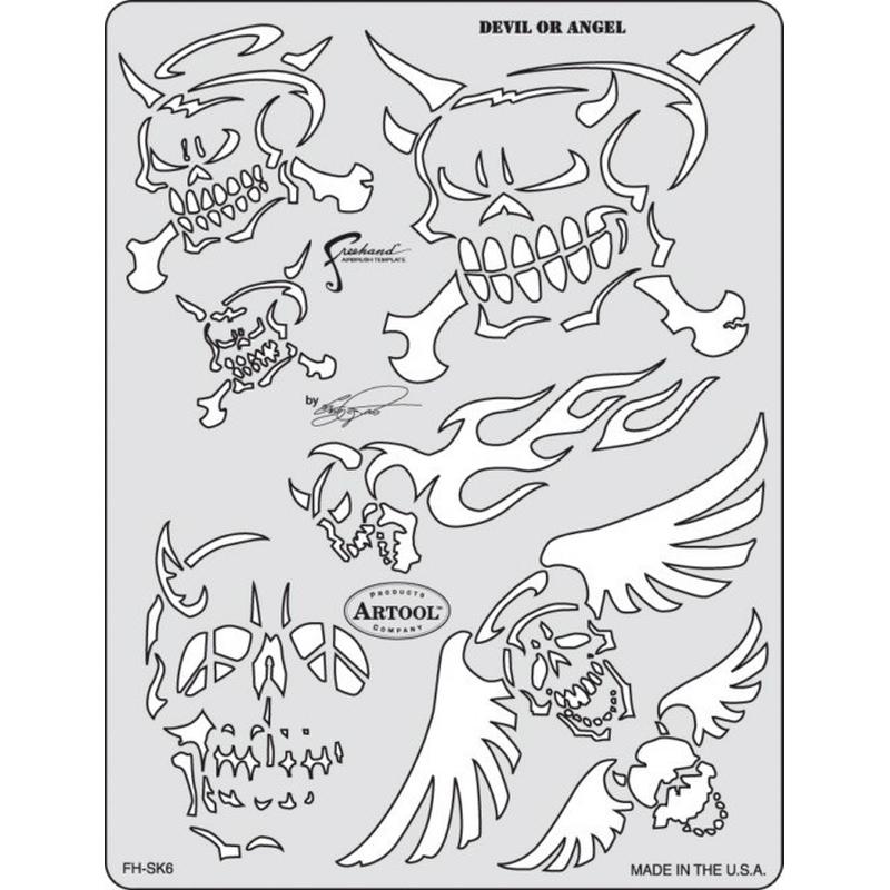 artool, Devil or Angel - Son of Skull Master 200 360