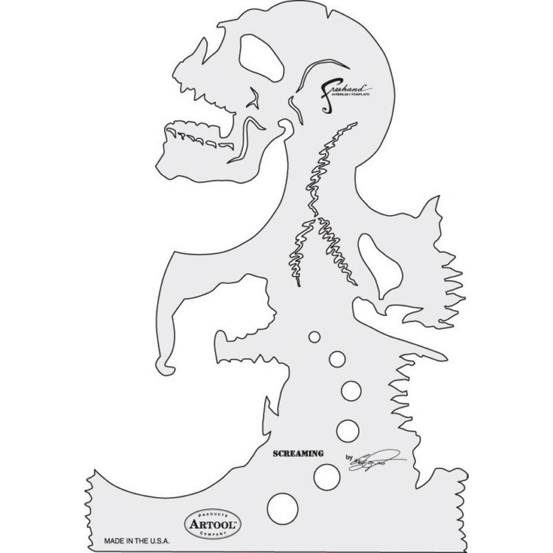 artool, The Screaming - Skull Master 200 357