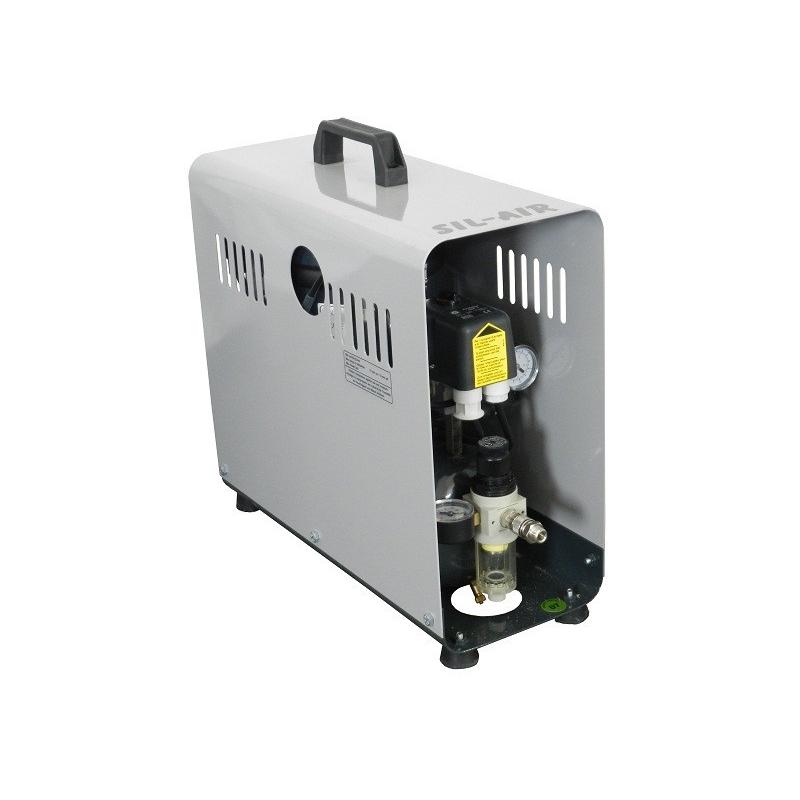 Sil Air 30D Werther Airbrush Kompressor flüsterleise