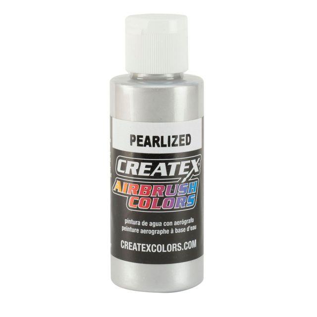 pearl silver Createx Airbrush Colors Farbe 60ml 11 5308 Createx