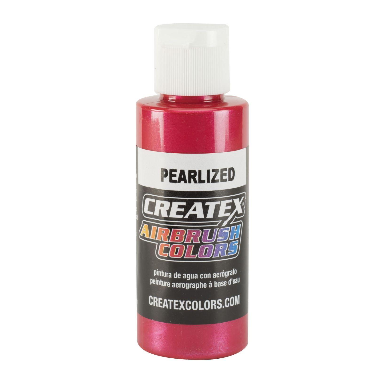 pearl red Createx Airbrush Colors Farbe 60ml 11 5309 Createx