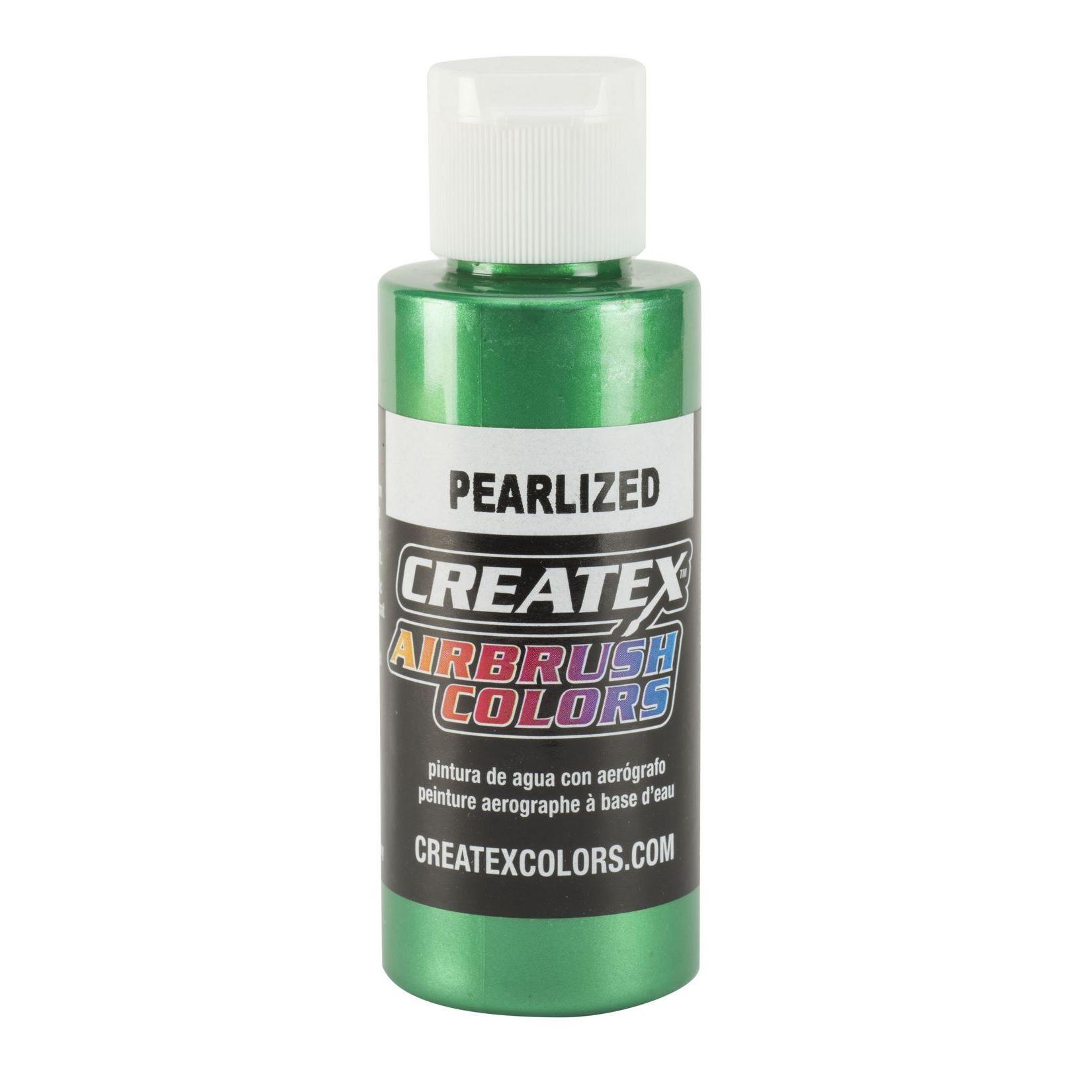 pearl green Createx Airbrush Colors Farbe 60ml 11 5305 Createx