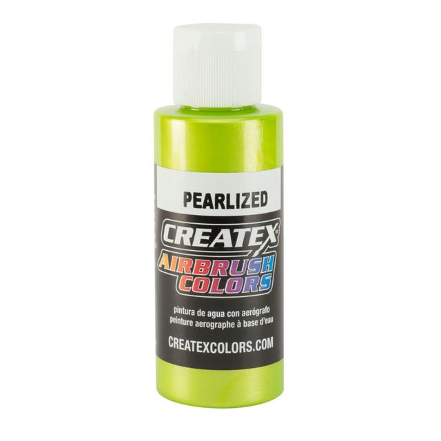 pearl lime Createx Airbrush Colors Farbe 60ml 11 5313 Createx