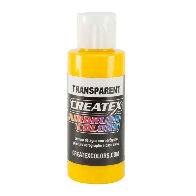 yellow Createx Airbrush Colors Farbe 60ml 11 5114 Createx Airbrushfarbe