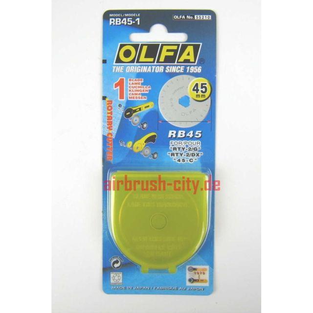 Ersatzklingen 45mm OL-750 RB45-1 1 Stück Olfa