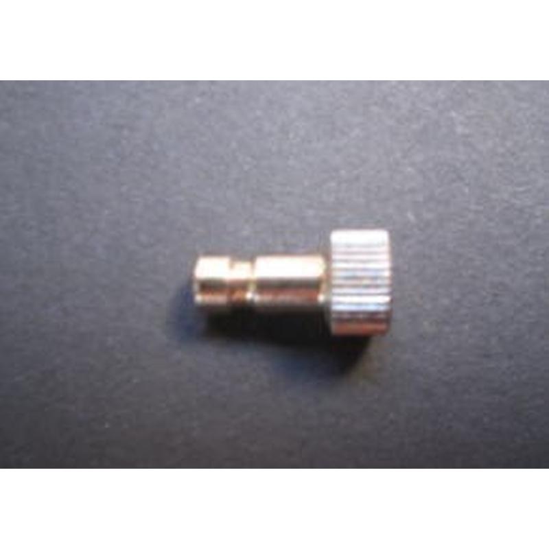 Schnellkupplung NW2,7 mit G1//8 Außengewinde 104403 1x