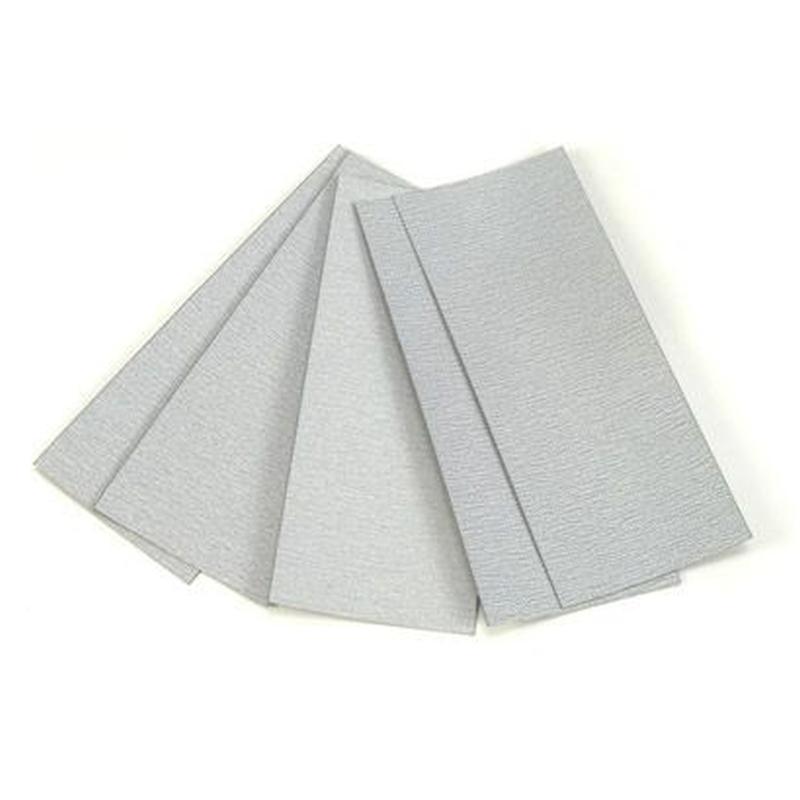 Tamiya Schleifpapier-Set (MITTEL) 300087009