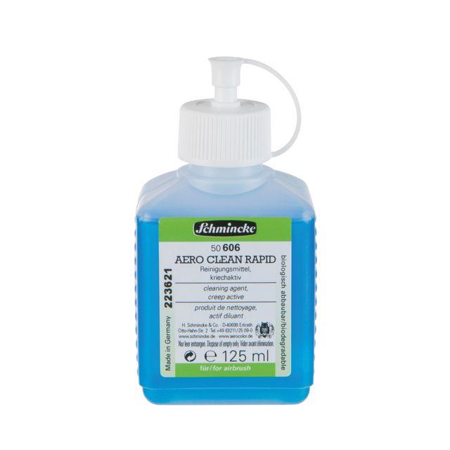 Aero Clean Rapid - 125ml Reinigungsmittel für AERO COLOR Schmincke 50 606 026