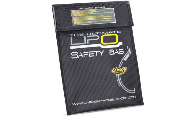 Carson Carson LiPo Safety Bag / Lade 500906070