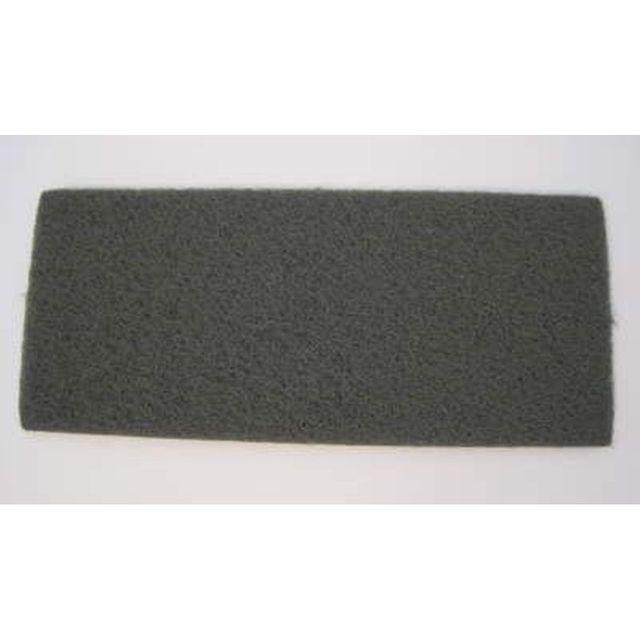 Schleifvlies Pad 115x280mm ultra fein ( grau)