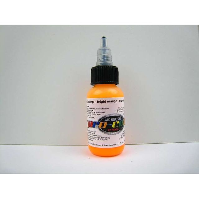 leuchtend orange - Hansa pro-color 30ml  62051 Airbrush Farbe
